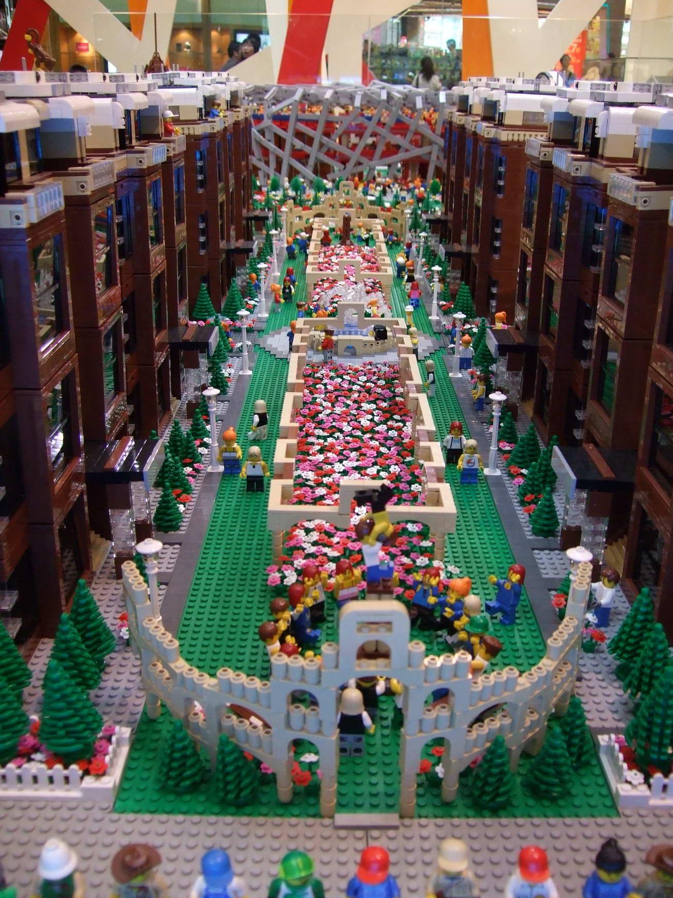 Lego Olympic Designs
