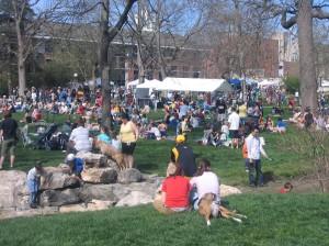 Columbia, MO Earth Day