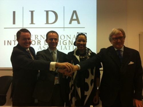 IIDA and Milan....UNITE!