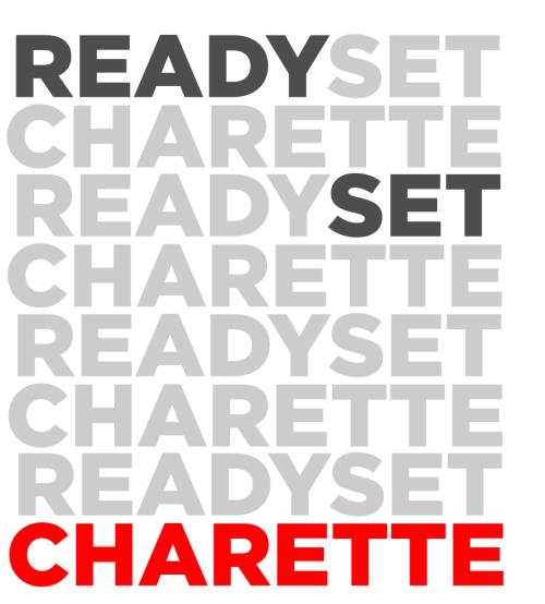 Ready Set Charette Logo